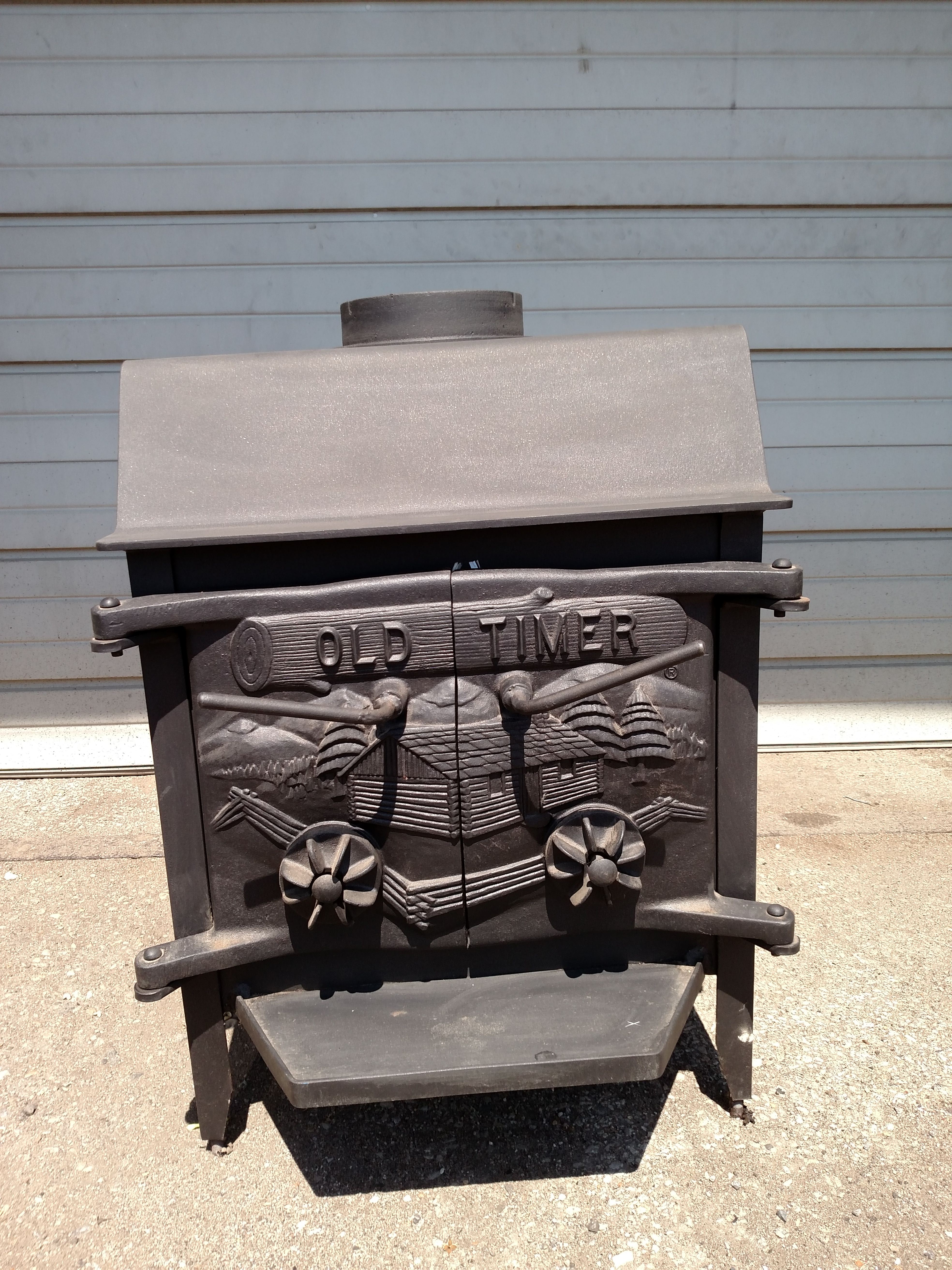 Wood Stoves For Sale >> Medium OldTimer Stove - The Stove Shop of Pekin